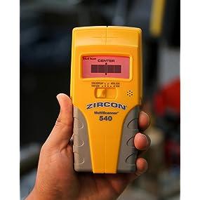 jaune Zircon StudSensor e50 Electronic Wall Scanner//EDGE trouver