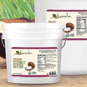 coconut butter, organic coconut,coconut manna, coconut puree, coconut cream,
