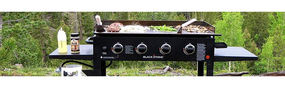 Amazon.com: Blackstone - Parrilla de gas para exterior de 36 ...