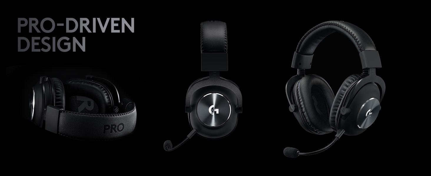 Image result for logitech g pro gaming headset 2nd generation