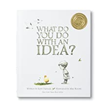 what do you do with an idea, picture, book, growth mindset