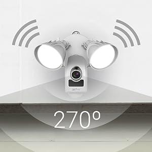 ezviz, camera, defence, motion detection