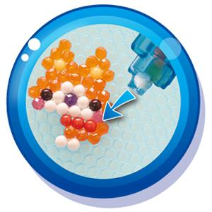 Aquabeads legen