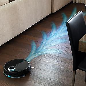 Robot que friega