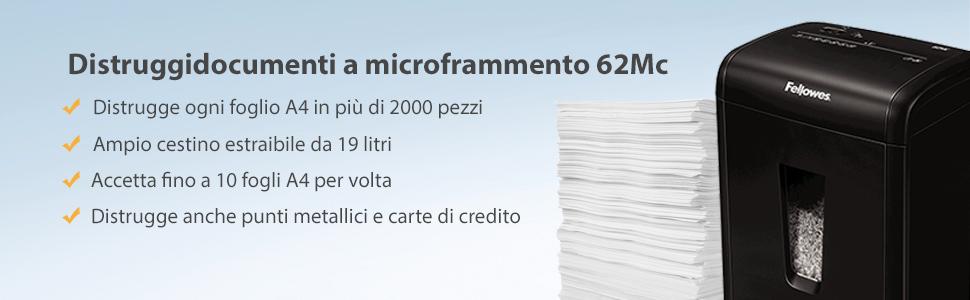 fellowes-4685201-distruggi-documenti-62mc-a-micro