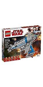 Lego Resistance Bomber Pilot 75188 Episode 8 Star Wars Minifigure