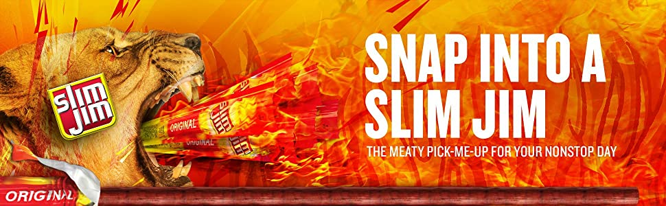 snap; slim jim; meaty; meat; protein; packed; filled; jerky; snacking; snack; bulk; multipack;
