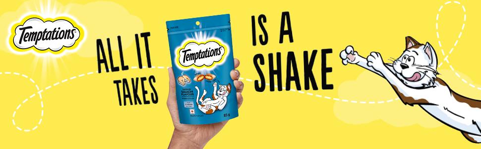 Temptations, cat treats, cat food, cat pouch