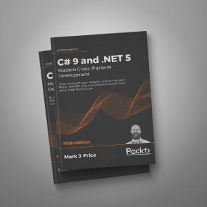 c# 9 and .NET 5 modern cross platform