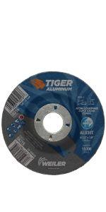 Tiger Aluminum Combo Wheels