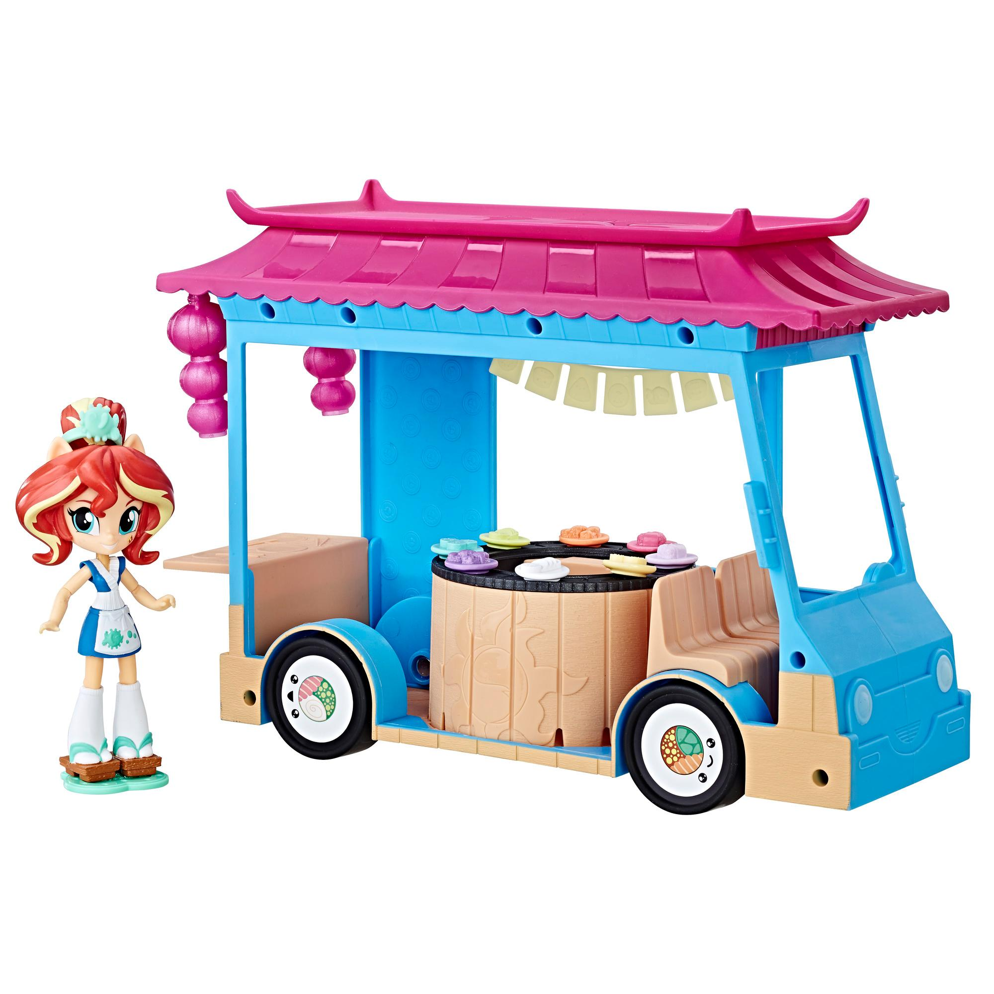 My Little Pony Toy Food : Amazon my little pony equestria girls rollin sushi