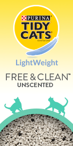 Purina Tidy Cats LightWeight Free & Clean Unscented