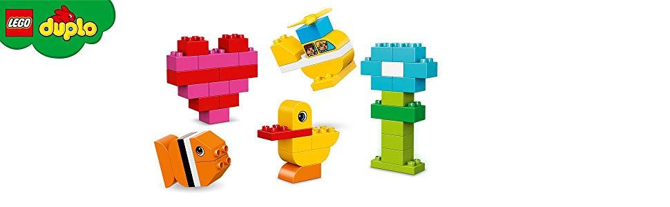 lego duplo, juguete para bebes, bloques de construcción