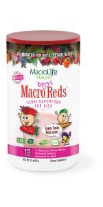 ... Macro Berri Reds ...