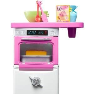 Su Barbie Y Accesoriosmattel PasteleríaMuñeca Con Fhp57 D29HIYWE