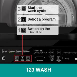 123 wash