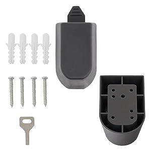 Rottner Tresor Schlüsseltresor Schlüsselsafe Schlüsselkasten Wandmontage mechanisch