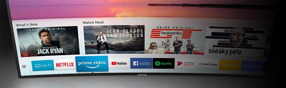 samsung 4k 55 pulgadas, samsung 4k 49 pulgadas, tv 4k uhd premium, premium uhd tv Samsung