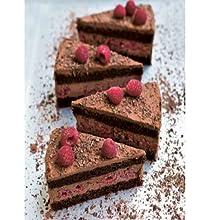 DK, Books, Vegan, Baking, Easy Vegan Baking, Daniela Lais, Dark Chocolate and Raspberry Gateau