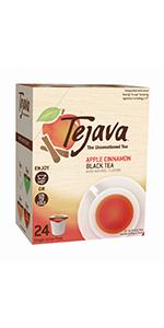 apple cinnamon tea pods