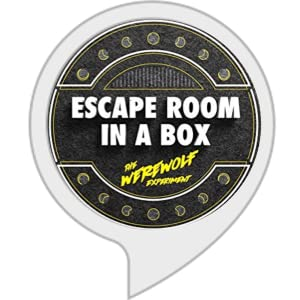 Amazon Com Mattel Escape Room In A Box The Werewolf
