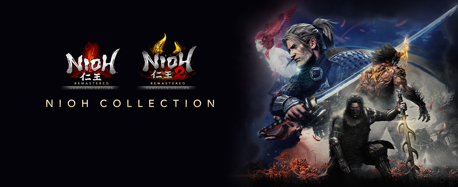 Nioh Collection, PS5