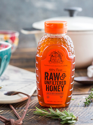 honey raw unfiltered pollen pasteurized vitamins bee beekeeping hive healthy natural