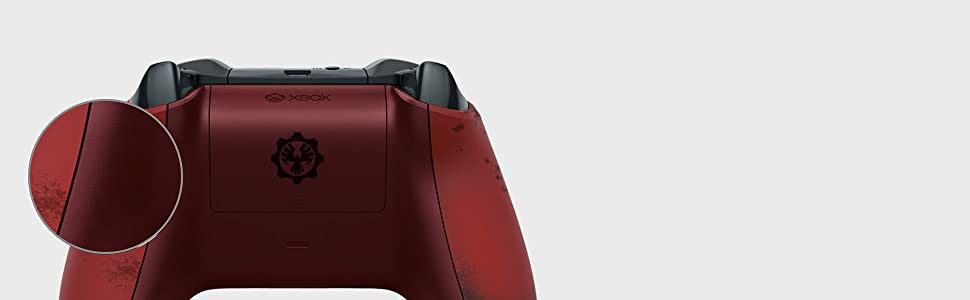 Xbox Wireless Controller Crimson Omen Limited Edition