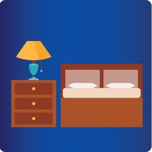 healthy sleep infographic