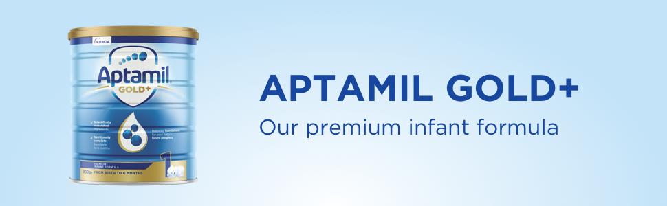 Aptamil Gold+