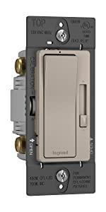 radiant RHCL453PGCCV4 120V CFL/LED Dimmer, Graphite · radiant RHCL453PDBCCV4 120V CFL/LED Dimmer, Dark Bronze · radiant RHCL453PNICCV4 120V CFL/LED Dimmer, ...