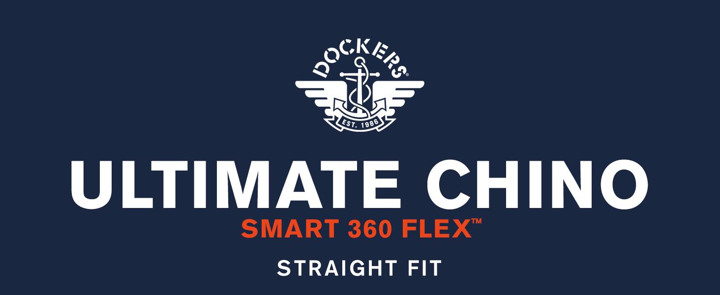 Ultimate Chino Smart 360 Flex Straight fit hero banner