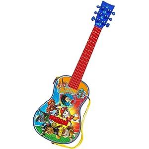 Paw Patroll Juguete Musical (Claudio Reig 2525): Amazon.es ...