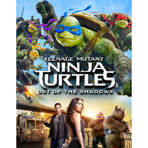 Amazon.com: Teenage Mutant Ninja Turtles 2-Movie Collection ...