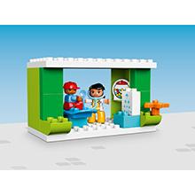 LEGO DUPLO Town - Plaza mayor (10836): Amazon.es: Juguetes y juegos