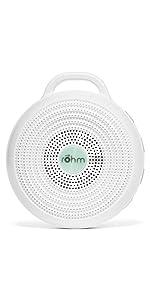 portable white noise sound machine marpac rohm