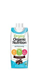 Amazon.com : Orgain Organic Plant Based Protein Powder ...