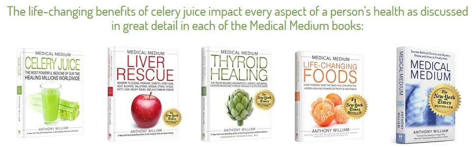 celery juice medical medium anthony william powerful medicine juicer healing recovery ailments