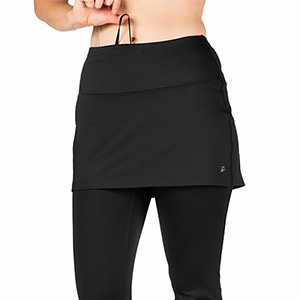 65ca37571d11fe Amazon.com: Skirt Sports Women's Tough Girl Skirt with Drawcord ...