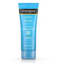 Neutrogena Hydro Boost Water Gel Lotion Sunscreen SPF 30