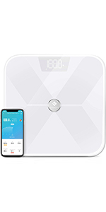 Etekcity Body Fat Scale ESF 17