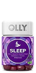 olly sleep adult