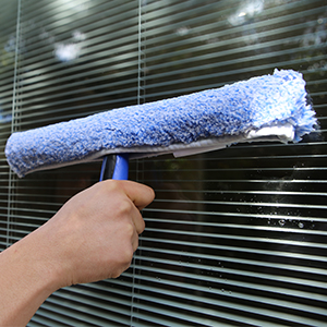 Washer Window Cleaning