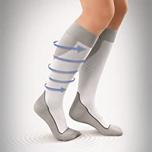 gradient compression graudated compression jobst sport sock athletic sock