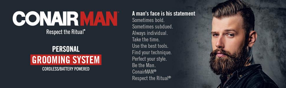 conairman respect the ritual