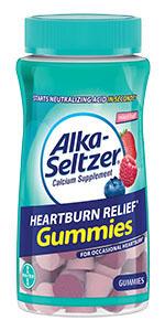 Alka-Seltzer Heartburn Relief Gummies
