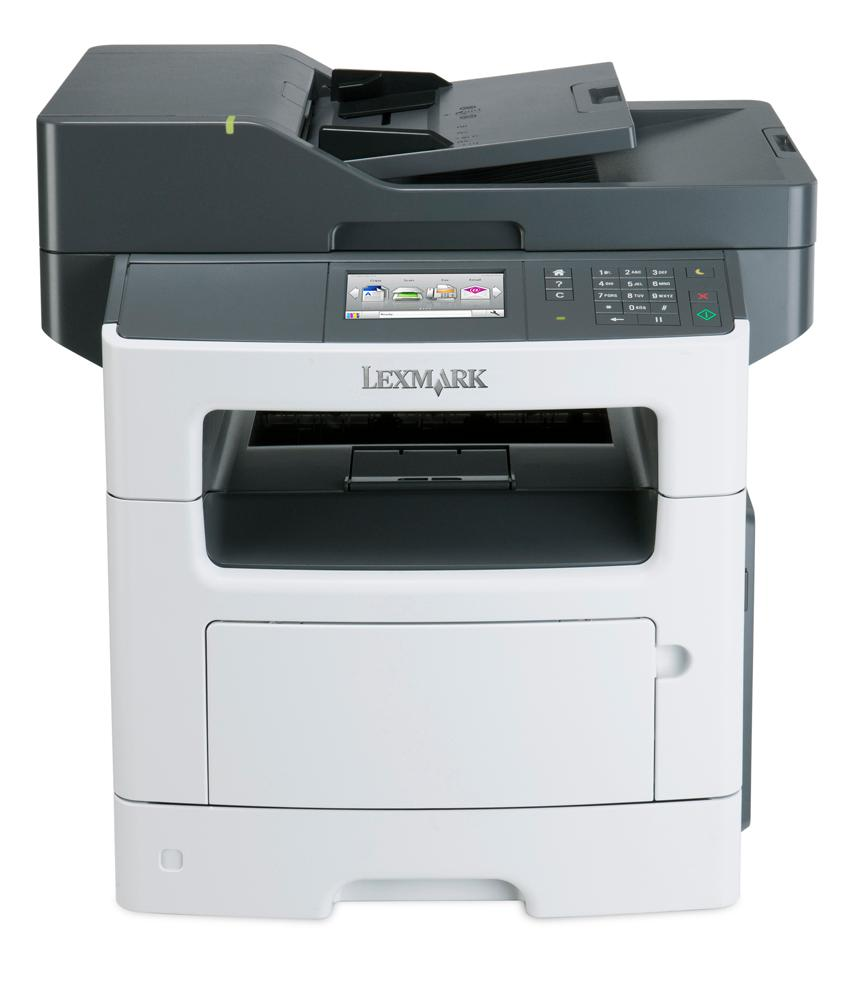Amazon.com: Lexmark mx517de Monochrome All-In One Impresora ...