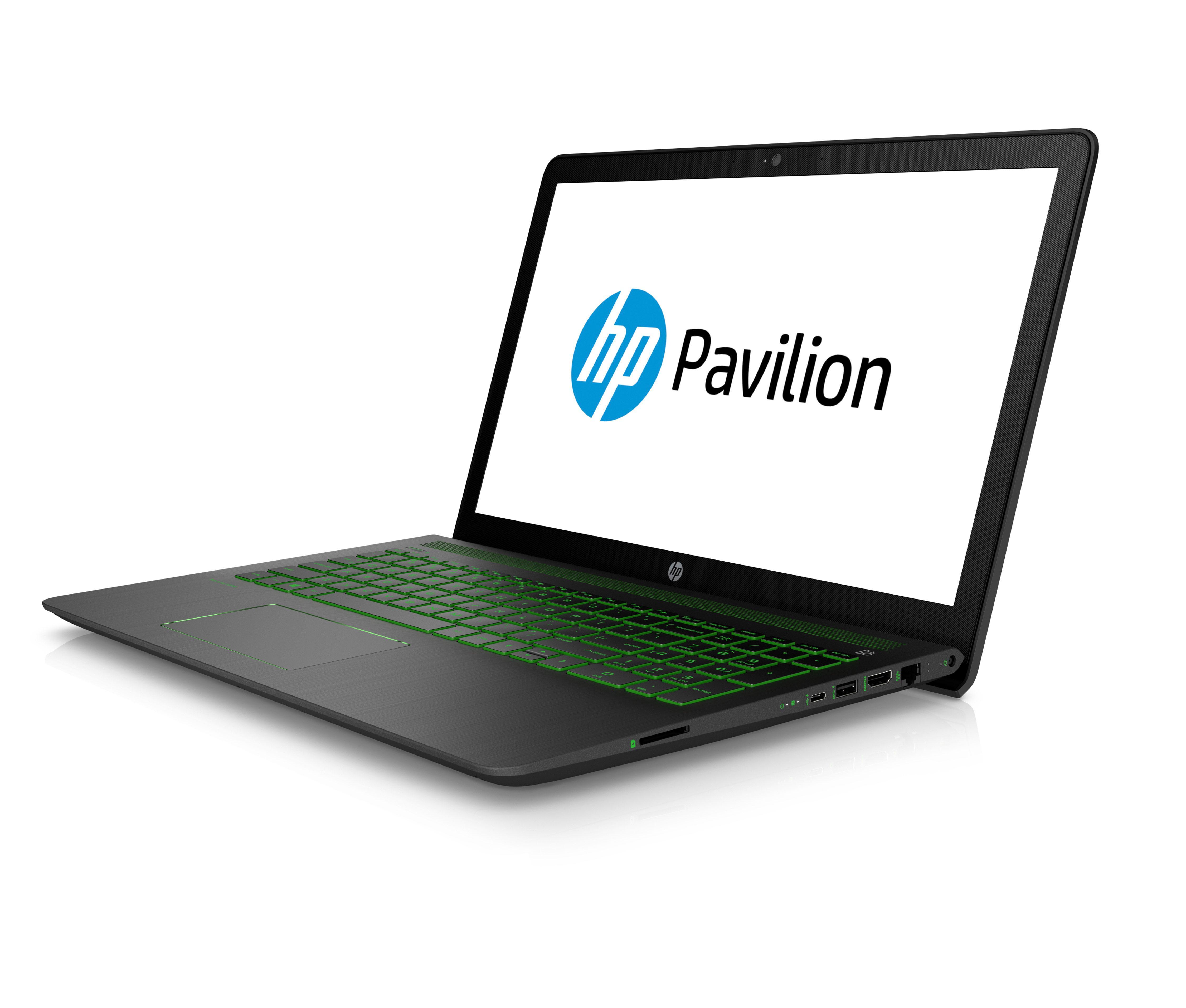 hp pavilion power 15 cb005ng gaming laptop schwarz amazon. Black Bedroom Furniture Sets. Home Design Ideas