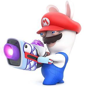 Mario + Rabbids Kingdom Battle: Amazon.es: Videojuegos
