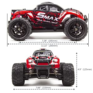 remo rc truck